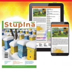 "Abonament revista ""Stupina"" + e-book ""Stupina"" - un an"