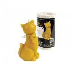 """Forma de lumari """"Pisica cu esarfa"""""""